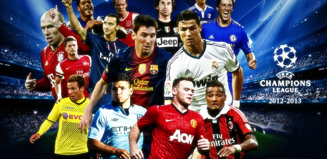 Highlighting the Best Champions League Players of All Time